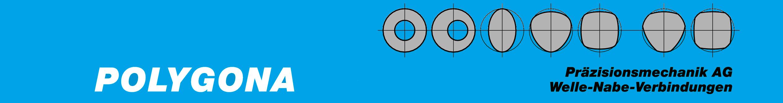 Polygona Präzisionsmechanik AG Logo